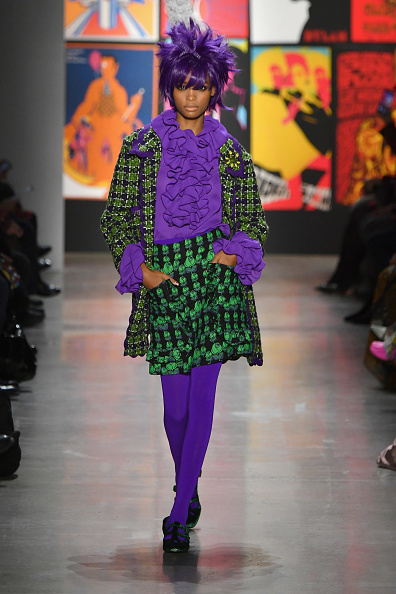 Mike Coppola「Anna Sui - Runway - February 2019 - New York Fashion Week: The Shows」:写真・画像(11)[壁紙.com]