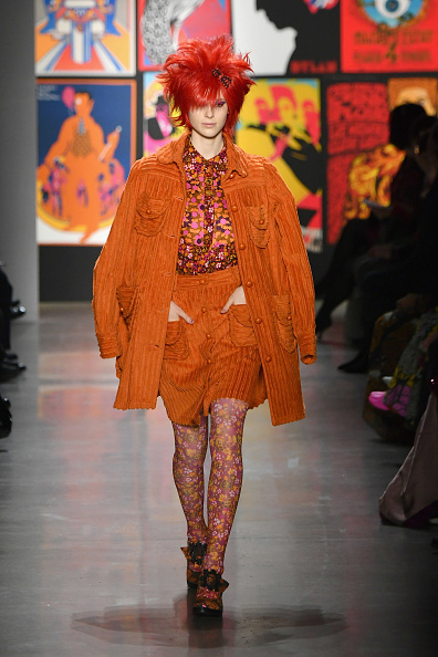 Mike Coppola「Anna Sui - Runway - February 2019 - New York Fashion Week: The Shows」:写真・画像(8)[壁紙.com]