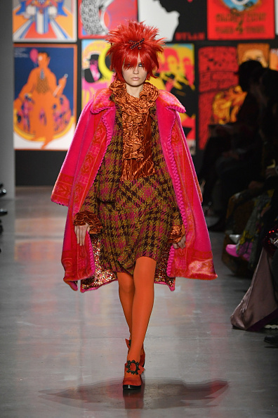 Mike Coppola「Anna Sui - Runway - February 2019 - New York Fashion Week: The Shows」:写真・画像(9)[壁紙.com]