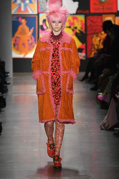 Mike Coppola「Anna Sui - Runway - February 2019 - New York Fashion Week: The Shows」:写真・画像(4)[壁紙.com]