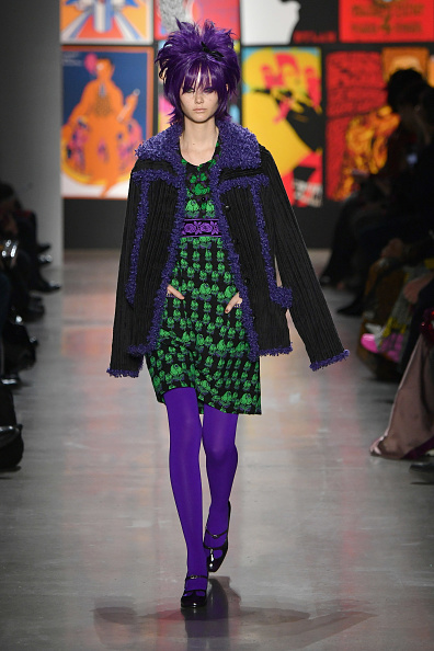 Mike Coppola「Anna Sui - Runway - February 2019 - New York Fashion Week: The Shows」:写真・画像(15)[壁紙.com]