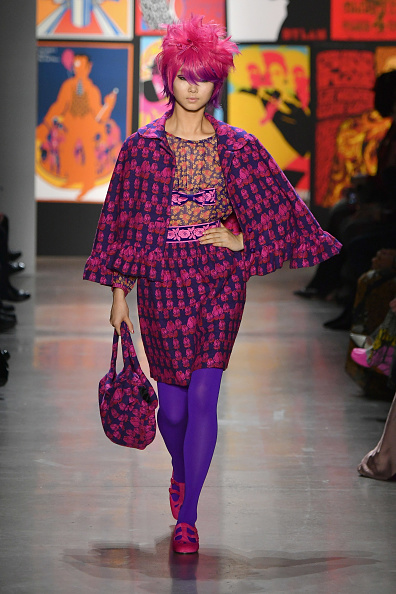 Mike Coppola「Anna Sui - Runway - February 2019 - New York Fashion Week: The Shows」:写真・画像(16)[壁紙.com]