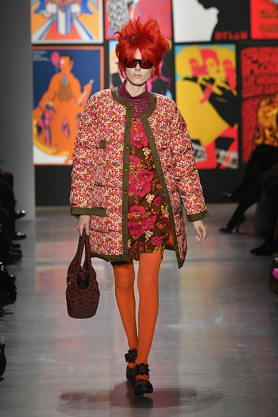 Mike Coppola「Anna Sui - Runway - February 2019 - New York Fashion Week: The Shows」:写真・画像(7)[壁紙.com]
