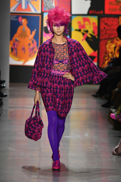 Mike Coppola「Anna Sui - Runway - February 2019 - New York Fashion Week: The Shows」:写真・画像(17)[壁紙.com]