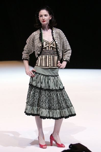 Melbourne Fashion Festival「L'Oreal Melbourne Fashion Festival - Paris Runway 1」:写真・画像(13)[壁紙.com]
