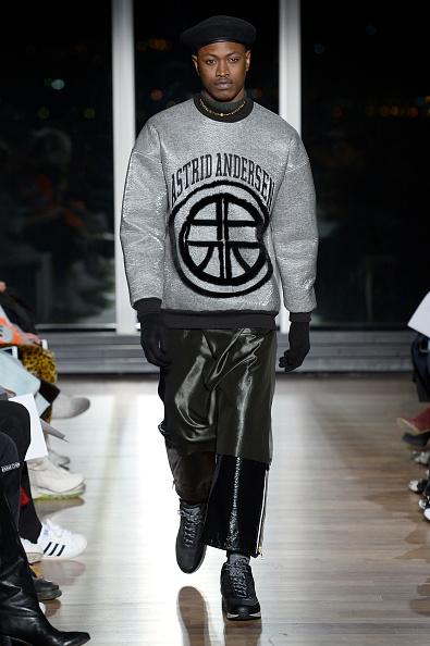 Beret「Astrid Andersen - Runway - MADE Fashion Week Fall 2015」:写真・画像(10)[壁紙.com]