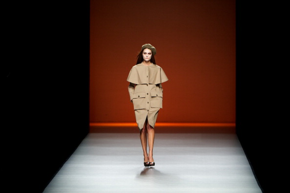 横位置「Mercedes Benz Fashion Week Madrid S/S 2013 - Lemoniez」:写真・画像(13)[壁紙.com]