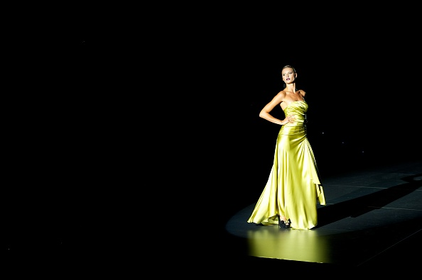 Yellow Dress「Mercedes Benz Fashion Week Madrid S/S 2013 - Hannibal Laguna」:写真・画像(14)[壁紙.com]