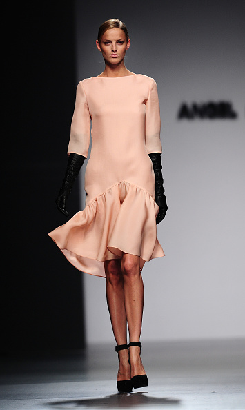 Angel Schlesser - Designer Label「Angel Schlesser: Mercedes-Benz Fashion Week Madrid A/W 2012」:写真・画像(9)[壁紙.com]