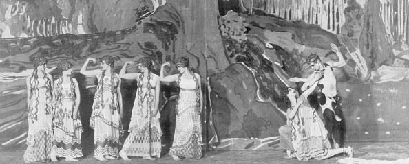 Chatelet Theatre「Ballet Russe」:写真・画像(2)[壁紙.com]
