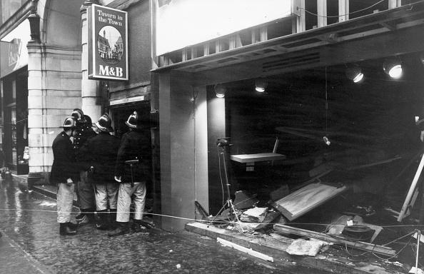 Birmingham - England「IRA Bomb」:写真・画像(1)[壁紙.com]