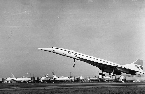 Transportation「Concorde Take Off」:写真・画像(9)[壁紙.com]