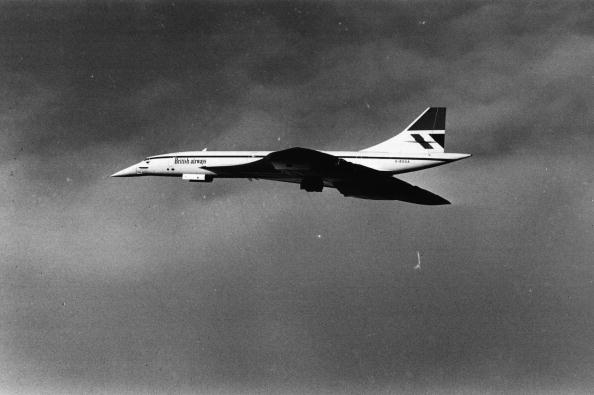Transportation「Concorde In Flight」:写真・画像(10)[壁紙.com]