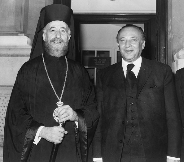 Republic Of Cyprus「Makarios In London」:写真・画像(7)[壁紙.com]