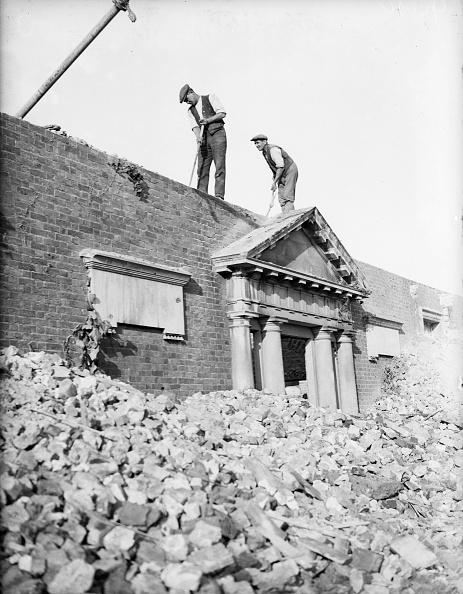 Fred Morley「Demolition Work」:写真・画像(15)[壁紙.com]