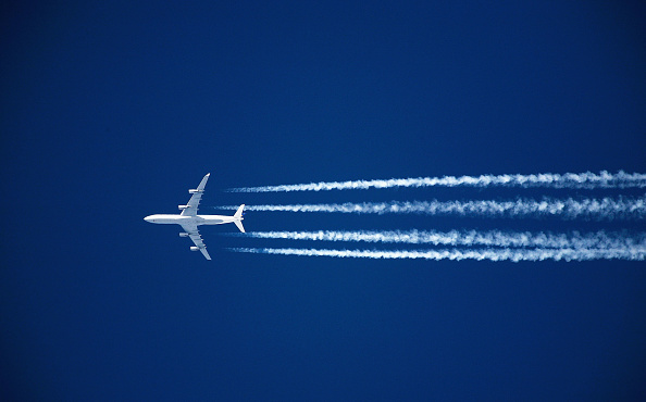 飛行機「Report Blames Human Activity For Global Warming」:写真・画像(6)[壁紙.com]