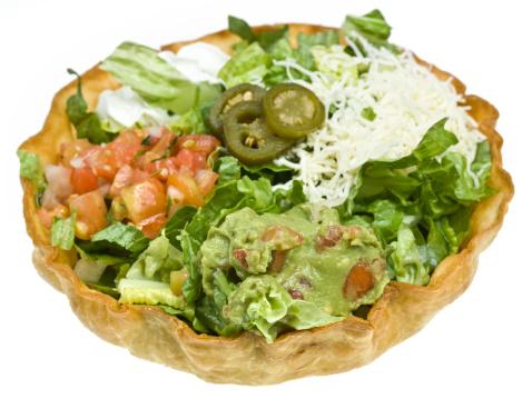 Sour Cream「Mexican Tostada Salad」:スマホ壁紙(18)