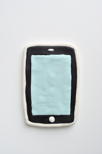 Child's Play Clay「The smartphone made ??from clay」:スマホ壁紙(5)