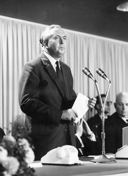 George Freston「Harold Wilson」:写真・画像(9)[壁紙.com]