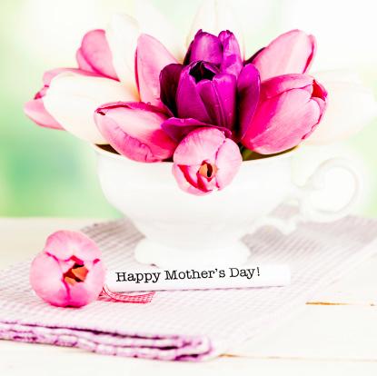 母の日「幸せな母の日」:スマホ壁紙(9)