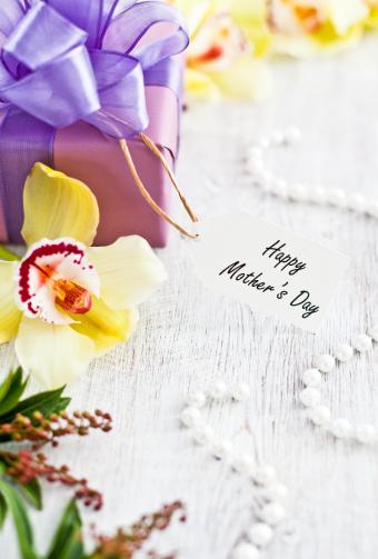 母の日「幸せな母の日」:スマホ壁紙(5)