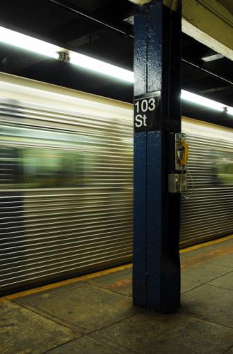 Passenger「New York Subway」:スマホ壁紙(16)
