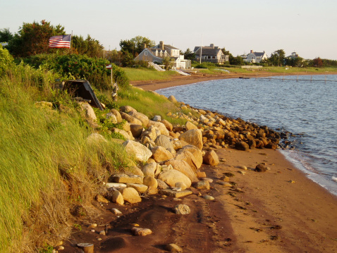 Long Island「USA, New York, Suffolk County, Montauk in the summer」:スマホ壁紙(7)