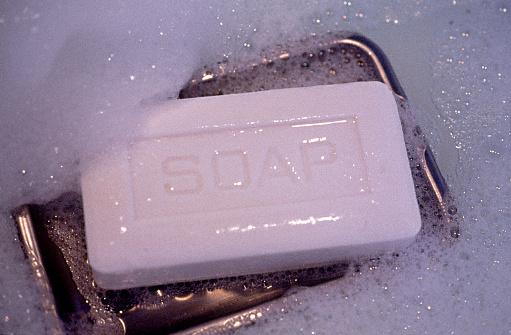 1990-1999「Soap on dish」:スマホ壁紙(4)