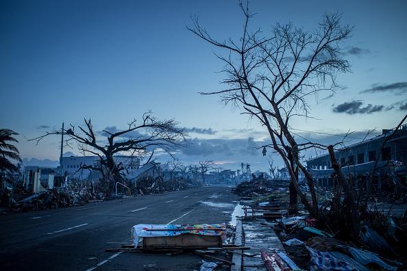Homemade「Humanitarian Efforts Continue Following Devastating Super Typhoon」:写真・画像(3)[壁紙.com]