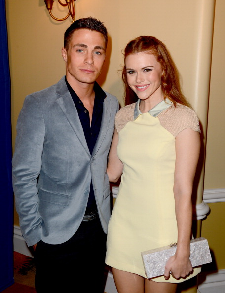 Holland Roden「Children's Defense Fund - California Hosts 22nd Annual Beat The Odds Awards - Red Carpet」:写真・画像(5)[壁紙.com]