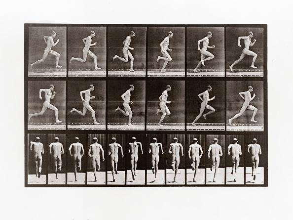Motion「Man Running」:写真・画像(6)[壁紙.com]