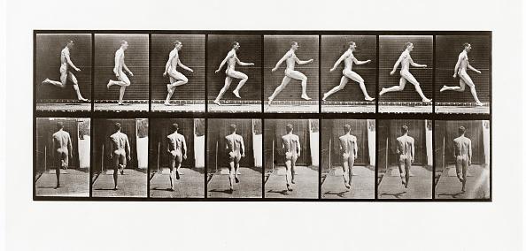 Profile View「Man Running」:写真・画像(10)[壁紙.com]