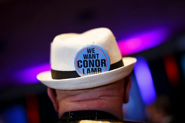 Pennsylvania「Democratic Congressional Candidate Conor Lamb Holds Election Night Event」:写真・画像(13)[壁紙.com]