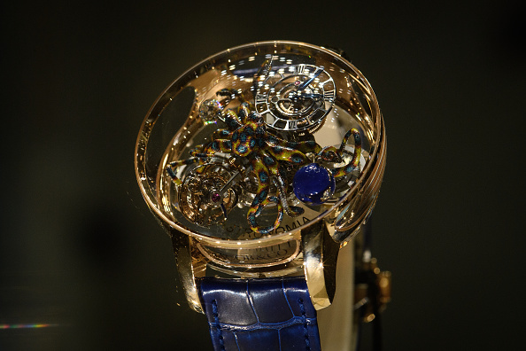 Octopus「Baselworld 2018 Luxury Watch Fair」:写真・画像(1)[壁紙.com]