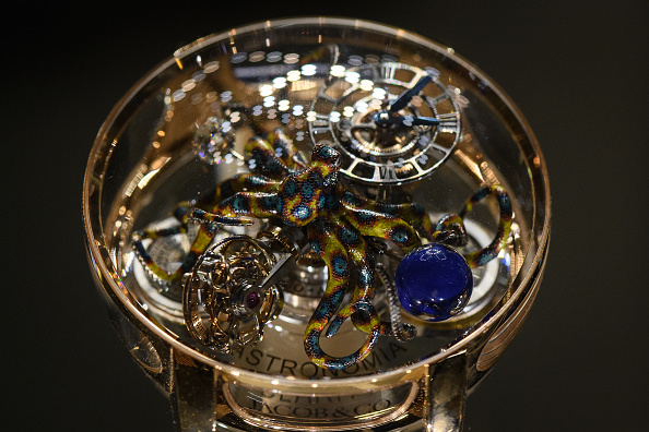 Octopus「Baselworld 2018 Luxury Watch Fair」:写真・画像(12)[壁紙.com]