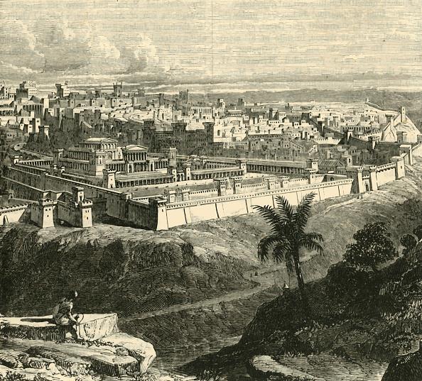 Middle East「Jerusalem In The Time Of Jesus Christ」:写真・画像(4)[壁紙.com]