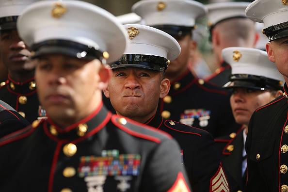 Veteran「Veterans Day Parade Held On New York's 5th Avenue」:写真・画像(15)[壁紙.com]