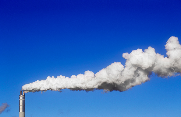 Greenhouse Gas「Emissions from a chemical plant in Whitehaven, Cumbria, UK」:写真・画像(15)[壁紙.com]