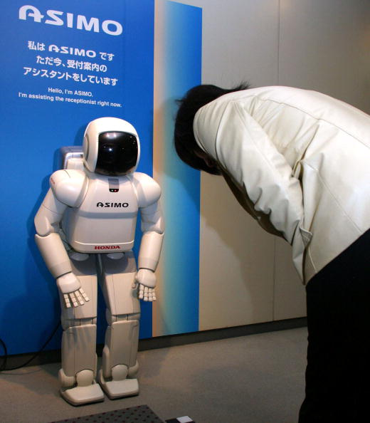 Model - Object「Asimo Robot Is Unveiled」:写真・画像(17)[壁紙.com]