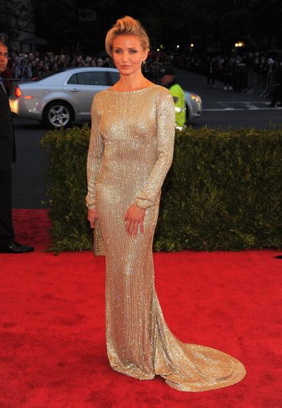 """Evening Gown「""""Schiaparelli And Prada: Impossible Conversations"""" Costume Institute Gala」:写真・画像(15)[壁紙.com]"""