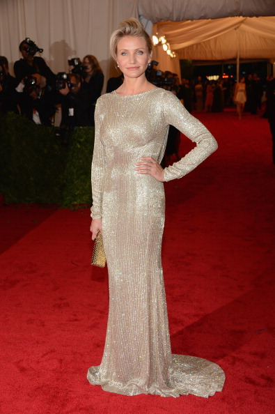 "Silver Colored「""Schiaparelli And Prada: Impossible Conversations"" Costume Institute Gala」:写真・画像(10)[壁紙.com]"