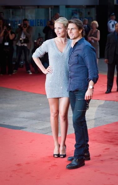 Knight & Day「Knight And Day - UK Film Premiere - Red Carpet Arrivals」:写真・画像(18)[壁紙.com]
