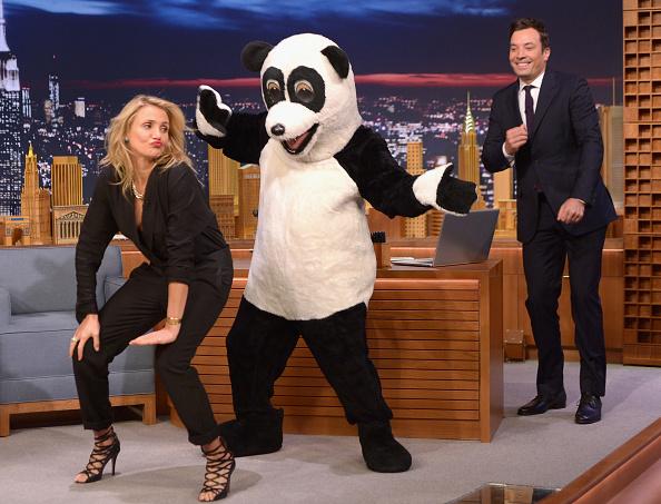 "Visit「Cameron Diaz Visits ""The Tonight Show Starring Jimmy Fallon""」:写真・画像(0)[壁紙.com]"