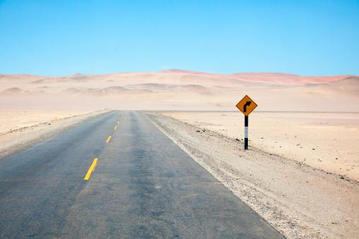 General - Military Rank「Road through desert」:スマホ壁紙(14)