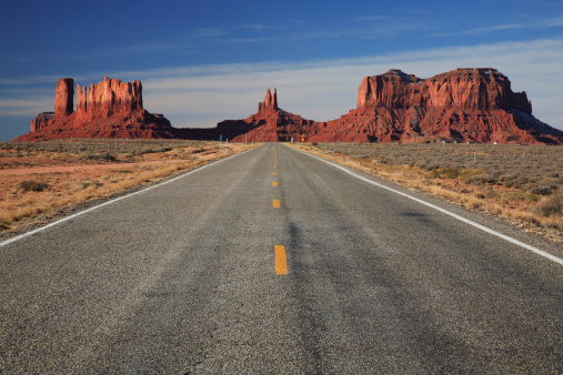 Utah「Road through the Southwest」:スマホ壁紙(11)