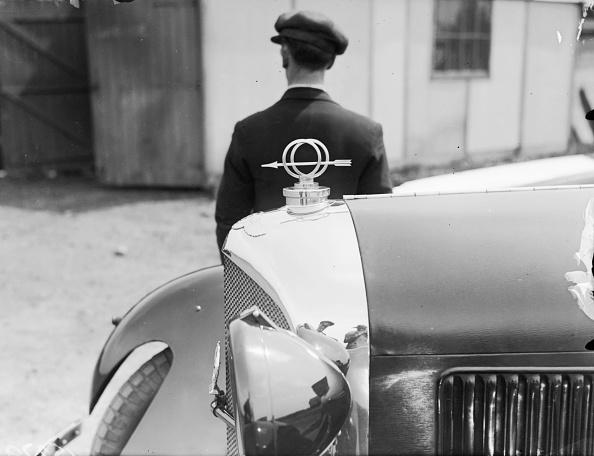 Fred Morley「Bentley Mascot」:写真・画像(13)[壁紙.com]