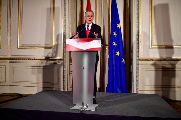 Independent News and Media「Alexander van der Bellen Speaks Following Election Confirmation」:写真・画像(14)[壁紙.com]