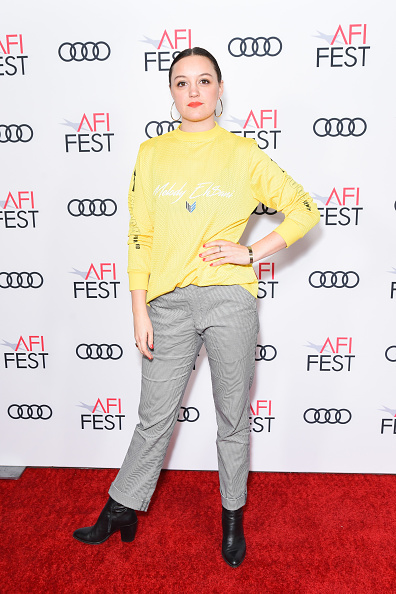 Presley Ann「AFI FEST 2018 Presented By Audi - Festival Filmmakers」:写真・画像(17)[壁紙.com]