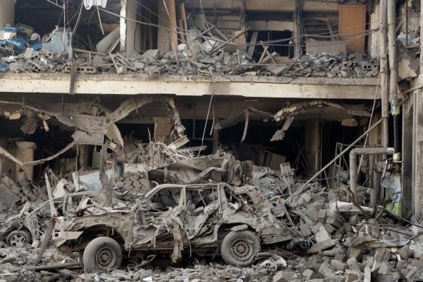 Taliban「Bomb Blast Hits 5 Star Hotel In Peshawar」:写真・画像(18)[壁紙.com]
