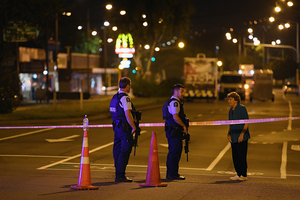 New Zealand「Multiple Fatalities Following Christchurch Mosque Shootings」:写真・画像(4)[壁紙.com]